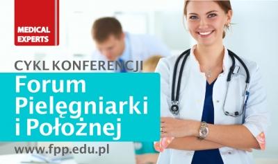 Cykl Konferencji Forum Pielęgniarki i Położnej
